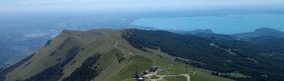 Il Basso Lago visto dal Baldo