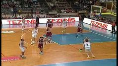 Tezenis ai play off da terza