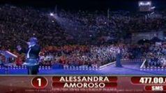 amoroso concerto  in arena