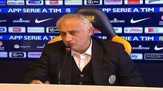 Mandorlini scherza su Vicenza e Inter