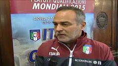 Italia-Olanda al Bentegodi, Cabrini pronto