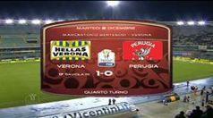 Verona-Perugia 1-0