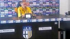 Chievo contro un Parma in preda al caos