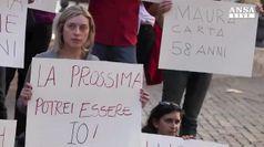 Nel 2017 113 vittime di femminicidio in Italia