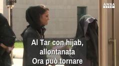 Al Tar con hijab, si puo'