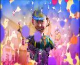 Carnevale bacanal