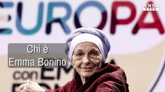 Chi e' Emma Bonino
