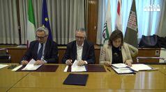 Intesa Marche-Umbria-Toscana per numero unico emergenze