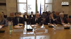 Calenda firma protocolli di sviluppo per Roma Capitale