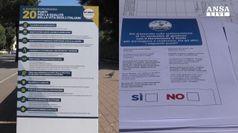 Gazebo in piazza, elettori Lega-M5s a confronto