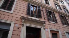Roma, lo studio di Giuseppe Conte