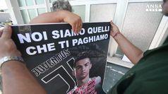 Ronaldo: a Pomigliano protesta ex operai licenziati