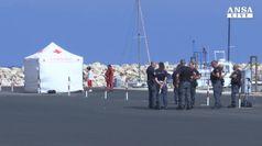 Migranti, nave Diciotti in arrivo a Trapani