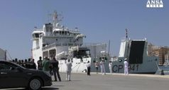 Migranti: nave Diciotti a Trapani, 'attenzione' Mattarella