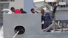 Migranti: Trapani, il giorno dopo