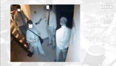 Rapinatori con macchine a noleggio, 4 arresti