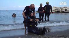 Disabili: 'Mare per tutti', lezioni immersione in golfo Napoli