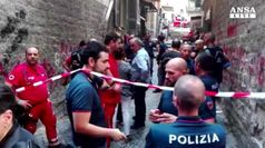 Esplosione in casa a Napoli, un morto e 2 feriti