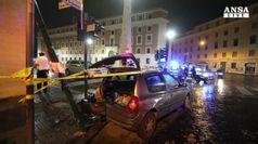 Auto sbanda e investe pedoni, 5 feriti vicino San Pietro
