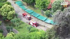 Vigile del Fuoco precipita da 7 metri e muore ad Ancona