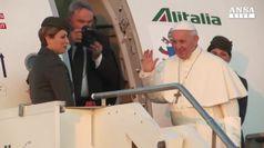 Papa Francesco nelle Repubbliche baltiche