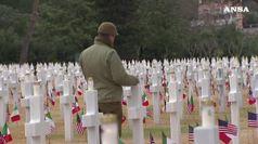 Seconda Guerra mondiale, candele a Nettuno