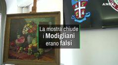 La mostra chiude, i Modigliani erano falsi