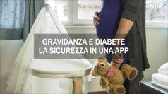 Gravidanza e diabete, la sicurezza in una app