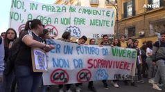 Sciopero clima: onda verde in Italia, cortei ogni venerdi'