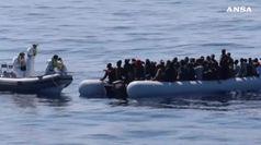 Migranti: in un anno sbarchi ridotti del 94%
