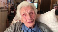 Terremoto, nonna Peppina ai politici: