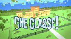 CHE CLASSE, puntata del 21/12/2019