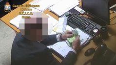 Corruzione in atti giudiziari: otto arresti