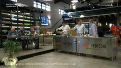 Verona: frittelle - Mantova: tortelli con ripieno di castagne