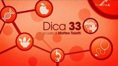 DICA 33 ESTATE, puntata del 28/07/2020