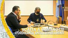TG SOMMARIO SERA, puntata del 23/10/2020