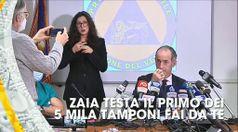 TG SOMMARIO SERA, puntata del 16/11/2020