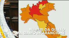 TG SOMMARIO SERA, puntata del 22/01/2021