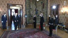 Quirinale, da Mattarella una delegazione del Comitato Premio Strega