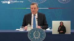 Covid, Draghi annuncia il pass tra regioni di colori diversi