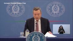 Giustizia, Draghi: